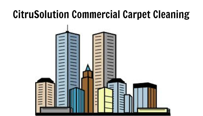 Commercial Carpet Cleaning with CitruSolution of Middle Tennessee