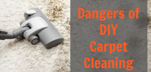 Dangers of DIY Carpet Cleaning