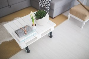spring clean with environmentally safe cleaners